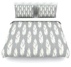 red pattern duvet covers amanda lane feathers gray cream gray pattern duvet cover cotton queen contemporary
