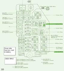 2011 toyota tacoma fuse box diagram tundra map engine wiring