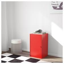 Broom Cabinet Ikea Lixhult Cabinet Metal Red Ikea