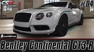 customized bentley csr racing 2 bentley continental gt3 r tuning u0026 customization