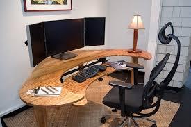 Custom Desk Design Ideas Awesome Custom Computer Desk Ideas Top Home Office Design Ideas