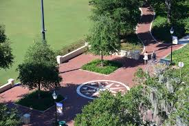 Backyard Walking Paths Rollins College Landscape Master Plan Crja