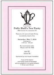 you are cordially invited tea party free printable invitation design