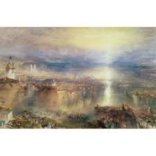 zurich by joseph mallord william turner oil painting reproductions