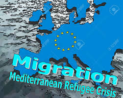 Map Of Mediterranean Europe by Migration To Europe Refugee Crisis In The Mediterranean The Blue