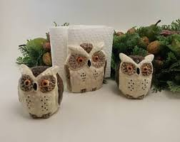 owl countertop collection i would love to have these owls