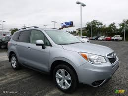 subaru forester 2016 2016 ice silver metallic subaru forester 2 5i limited 107636653