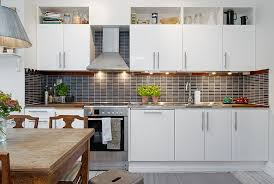 Modern Kitchens With White Cabinets Simple Elegance These White Modern Kitchens Feature Cabinets Dma