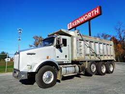 2010 kenworth trucks for sale kenworth dump trucks for sale in pa