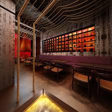 kemuri shanghai restaurant prism design archdaily