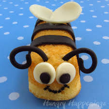 snack cake stingers hostess twinkie bumble bee treats