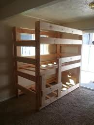 Best  Bunk Bed Ladder Ideas On Pinterest Bunk Bed Shelf - Simple bunk bed plans