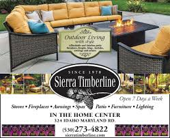 sierra timberline outdoor living specialists