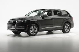 audi q7 modified audi q7 named top safety pick for 2017 photo u0026 image gallery
