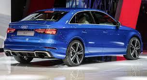 audi s rs3 sedan could sportback owners remorseful