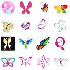 butterfly logos butterfly company logo images logoinlogo