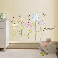 flower wall stickers wall decor ideas great flower wall decals 1500 x 1500 238 kb jpeg