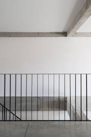 Banister Rails Metal Best 25 Steel Handrail Ideas On Pinterest Balustrade Design