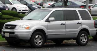 suv honda pilot 2003 honda pilot suv cars with aggressive performance best and