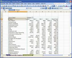 Excel Pivot Table Template Usability Human Computer Interaction Systems Analysis