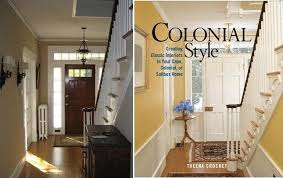 1930 Home Interior by Colonial Revival Home Interior Home Interiors