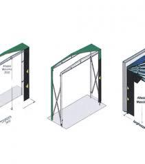 capannoni mobili usati coperture mobili e modulari in pvc vendita coperture mobili e