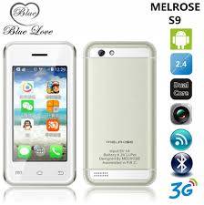 best original melrose s9 mtk6572 dual core 2 4 inch android 4 4