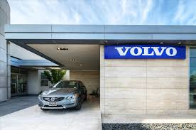 mercedes showroom exterior contact us in corte madera at volvo cars marin