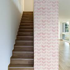 rose chevron removable wallpaper from walls need love epic