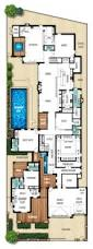 Two Floor House Plans by Two Storey House Designs Featuring Separate Granny Flat Sonhos
