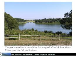 Nauset Marsh Cape Cod - unit 8 u2013 coasts and sea level changes cape cod u0026 acadia sept 18