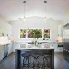 Transitional White Kitchen - white transitional eat in kitchen photos hgtv