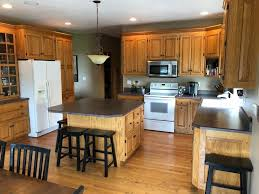 should i stain or paint my oak cabinets should i paint my oak cabinets or keep them stained a