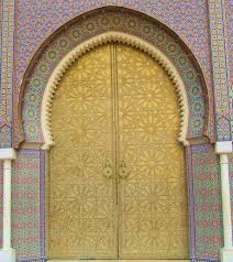 moroccan architecture beautiful door of the royal palace i u2026 flickr