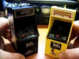 hallmark miniature arcade ornaments