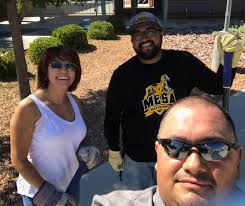 s day m m s mesa middle hosts back to school clean up day las cruces