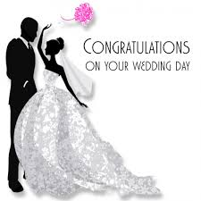 Congratulations On Your Marriage Cards 6 Best Images Of Congratulations On Your Marriage