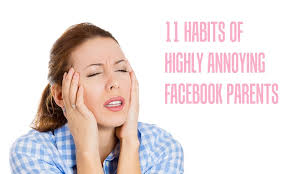 Annoying Mom Meme - the 11 most annoying types of facebook parents the daddy files