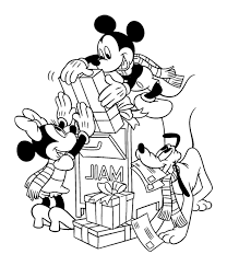 Coloriages Coloriage Mickey Et Minnie Thebarricadeco Coloriage