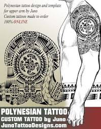 polynesian tribal tattoo polynesian design samoan tattoo