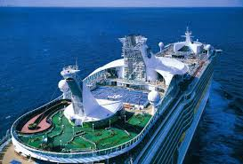 did you know that the largest cruise ships in the world are about