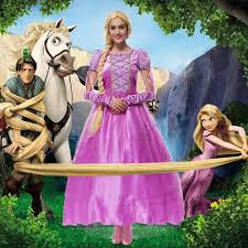 aliexpress buy renaissance rapunzel princess costume