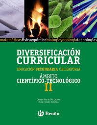 diversificación curricular ámbito científico tecnológico ii vv