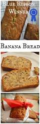 blue ribbon kitchen prize winning banana bread first place