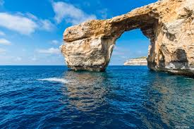 azure window malta today it collapsed into the sea forever pics