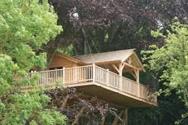 Tree House Home Château D U0027audrieu Accommodation In Normandy Luxury Tree House