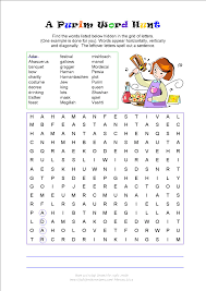 purim worksheets worksheets