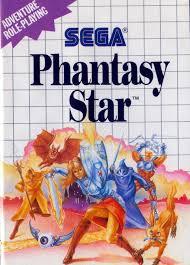 Phantasy Star 2 World Map by Phantasy Star Ign