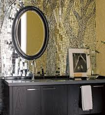 Mirror Backsplash Tiles by 136 Best Mosaics With Mirrors Images On Pinterest Mosaic Art