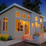 Small Energy Efficient Homes - small low impact energy efficient homes green natural home uber
